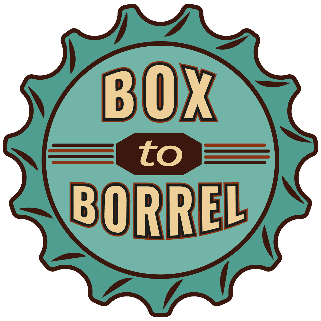 Logo Box to Borrel